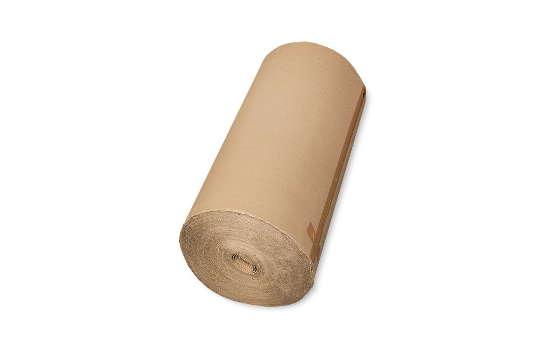 Corrugated cardboard reels