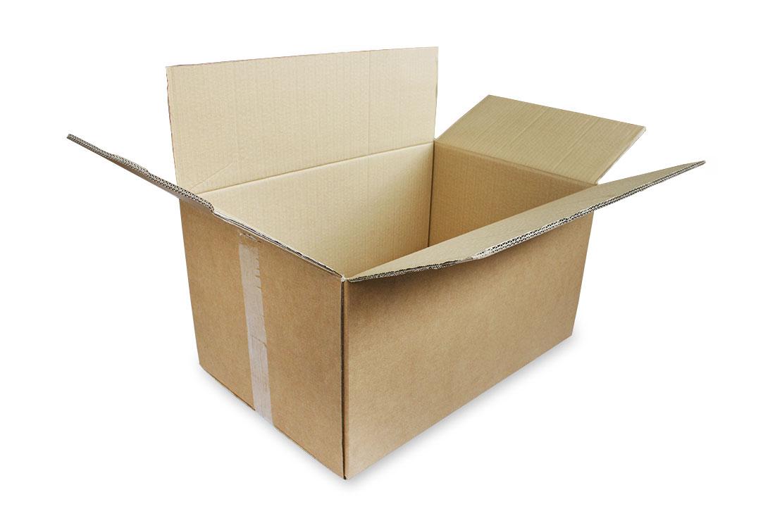 Cajas de cartón ondulado