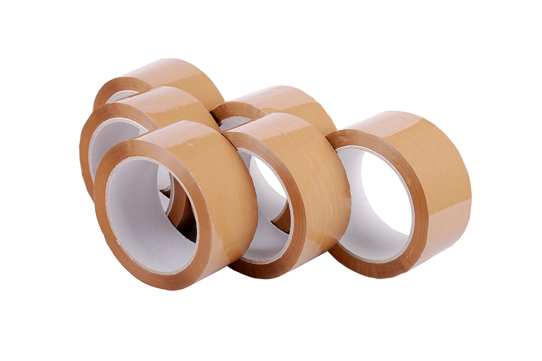 Transparent Adhesive PP tapes