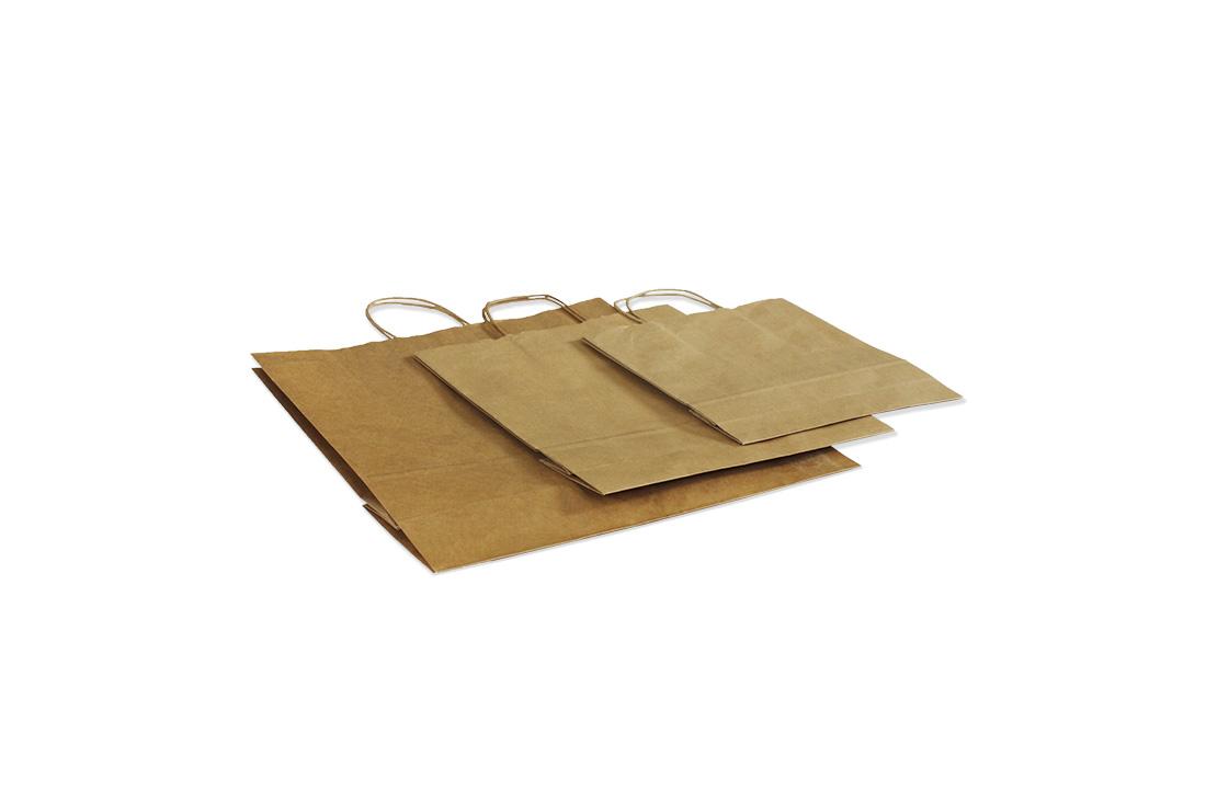 Bolsas de papel Kraft 2